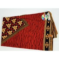 african_red_print_fabric
