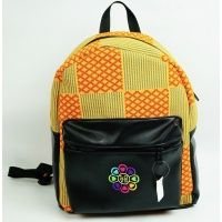 yellow_kente_print_backpack_1