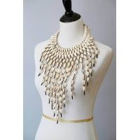 genuine_cowry_shell_cascading_necklace_african_necklace_wedding_beaded_necklace_african_jewelry_african_necklace_1