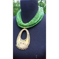 genuine_leather_multi-strand_statement_necklace
