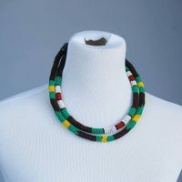 kenyan_maasai_beaded_two_strand_necklace_recyled_flipflop_bead_necklace_multi_1
