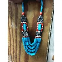 multi-strand_bead_necklace_tribal_jewelry_1