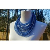 recyled_flipflop_multistrand_necklace_-_blue_1