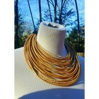 recyled_flipflop_multistrand_necklace_-_caramel_1