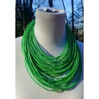 recyled_flipflop_multistrand_necklace_-_green-1