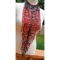 vintage_kofivinyl_beads_mixed_with_glass_beads_statement_necklace_red_and_black_1