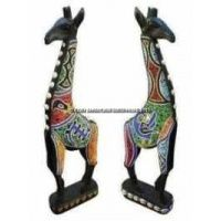 beaded_giraffe_couple