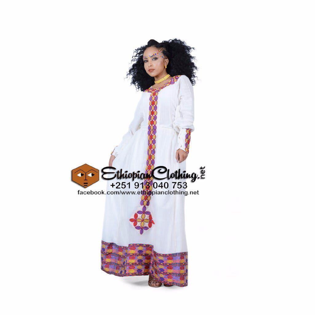 Ethiopian Dress